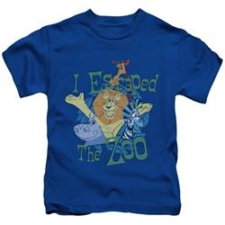 Madagascar - Little Boys Escaped T-Shirt