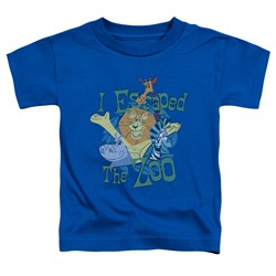 Madagascar - Toddlers Escaped T-Shirt