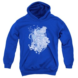Rise Of The Guardians - Youth Coming For You Pullover Hoodie