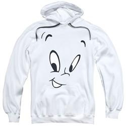 Casper - Mens Face Pullover Hoodie