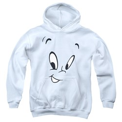 Casper - Youth Face Pullover Hoodie
