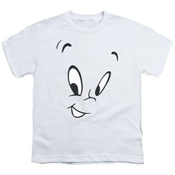 Casper - Big Boys Face T-Shirt