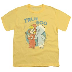 Casper - Big Boys True Boo T-Shirt