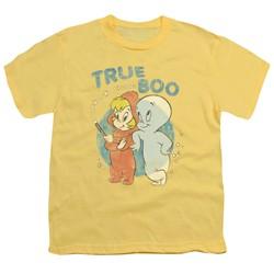 Casper - Big Boys True Boo T-Shirt