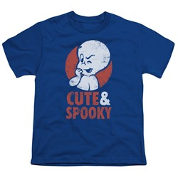 Casper - Big Boys Spooky T-Shirt
