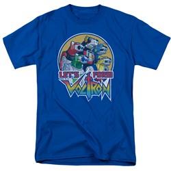 Voltron - Mens Let's Form T-Shirt