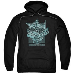 Voltron - Mens Defender Rough Pullover Hoodie