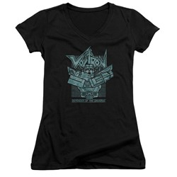 Voltron - Womens Defender Rough V-Neck T-Shirt