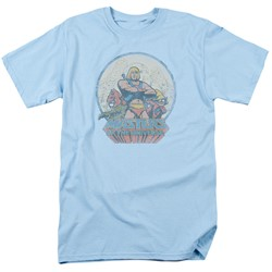 Masters Of The Universe - Mens He Man And Crew T-Shirt