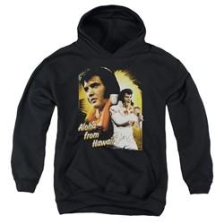 Elvis Presley - Youth Aloha Pullover Hoodie