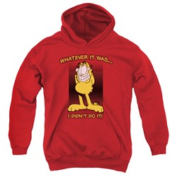 Garfield - Youth I Didn't Do It Pullover Hoodie
