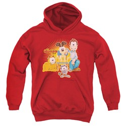 Garfield - Youth Say Cheese Pullover Hoodie