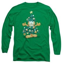 Garfield - Mens Tree Long Sleeve T-Shirt