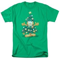 Garfield - Mens Tree T-Shirt