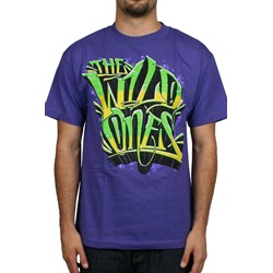 The Wild Ones - Wild Stallyns Mens T-Shirt In Purple