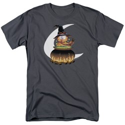 Garfield - Mens Stir The Pot T-Shirt