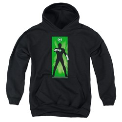 Dc - Youth Green Lantern Block Pullover Hoodie