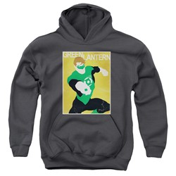 Dc - Youth Simple Gl Poster Pullover Hoodie