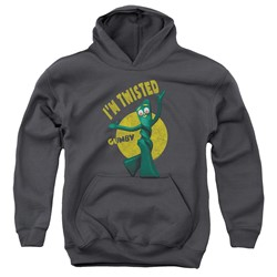 Gumby - Youth Twisted Pullover Hoodie