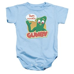 Gumby - Toddler Fun & Flexible Onesie