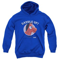 Gumby - Youth Saddle Up Pullover Hoodie