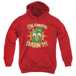 Gumby - Youth Darn It Pullover Hoodie