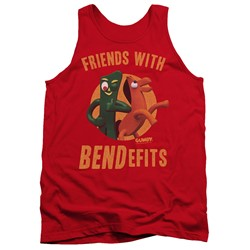 Gumby - Mens Bendefits Tank Top
