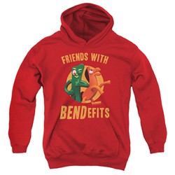Gumby - Youth Bendefits Pullover Hoodie
