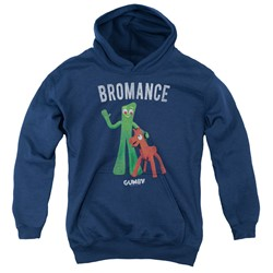 Gumby - Youth Bromance Pullover Hoodie