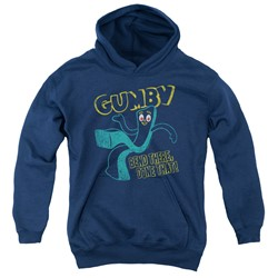 Gumby - Youth Bend There Pullover Hoodie