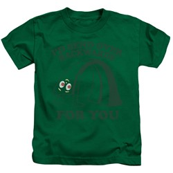 Gumby - Little Boys Bend Backwards T-Shirt