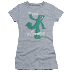 Gumby - Womens Flex T-Shirt