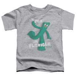 Gumby - Toddlers Flex T-Shirt