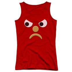 Gumby - Juniors Blockhead G Tank Top