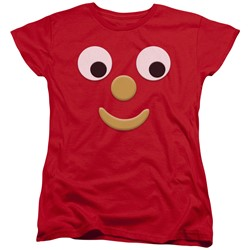 Gumby - Womens Blockhead J T-Shirt