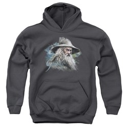 The Hobbit - Youth Gandalf The Grey Pullover Hoodie