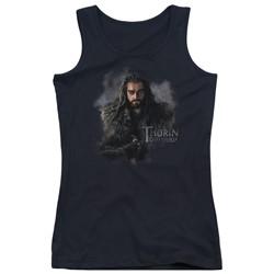 The Hobbit - Juniors Thorin Oakenshield Tank Top