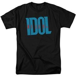 Billy Idol - Mens Logo T-Shirt
