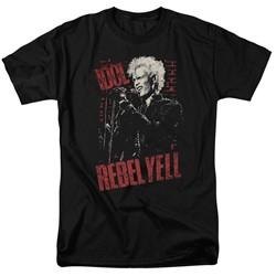 Billy Idol - Mens Brick Wall T-Shirt