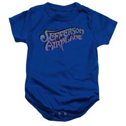 Jefferson Airplane - Toddler Gradient Logo Onesie