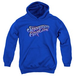 Jefferson Airplane - Youth Gradient Logo Pullover Hoodie