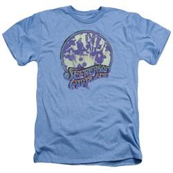 Jefferson Airplane - Mens Practice Heather T-Shirt