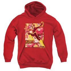 Justice League - Youth Flash Pullover Hoodie