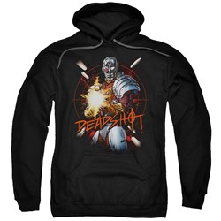 Justice League - Mens Deadshot Pullover Hoodie