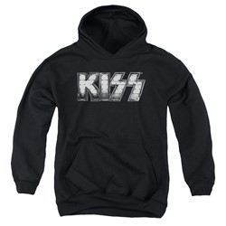 Kiss - Youth Heavy Metal Pullover Hoodie