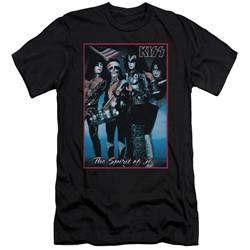 Kiss - Mens Spirit Of 76 Slim Fit T-Shirt