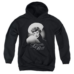 Lucille Ball - Youth Soft Portrait Pullover Hoodie