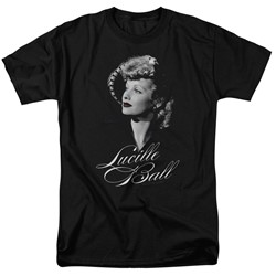 Lucille Ball - Mens Pretty Gaze T-Shirt