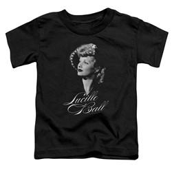 Lucille Ball - Toddlers Pretty Gaze T-Shirt