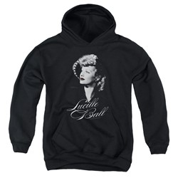 Lucille Ball - Youth Pretty Gaze Pullover Hoodie